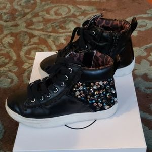 Steve Madden Bling Sneakers Great Condition!
